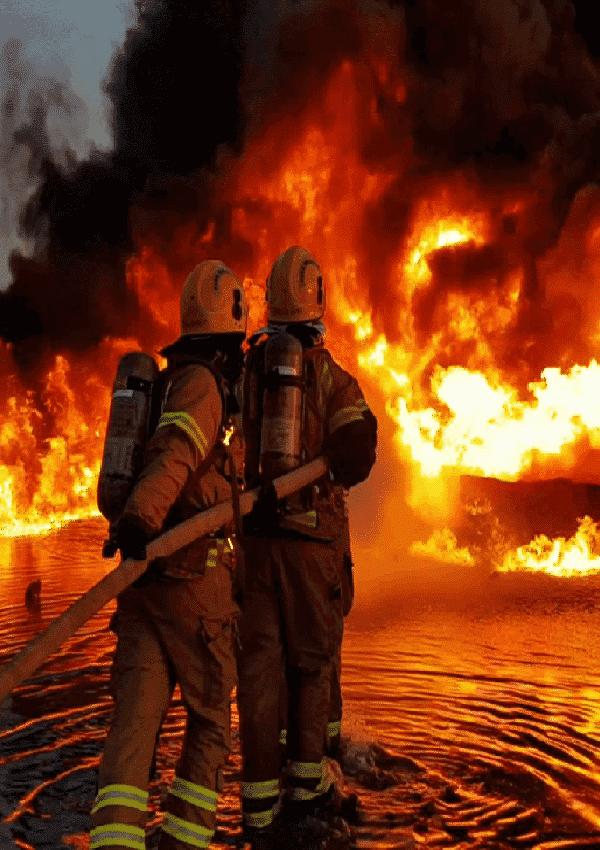 Yangın Eğitimleri